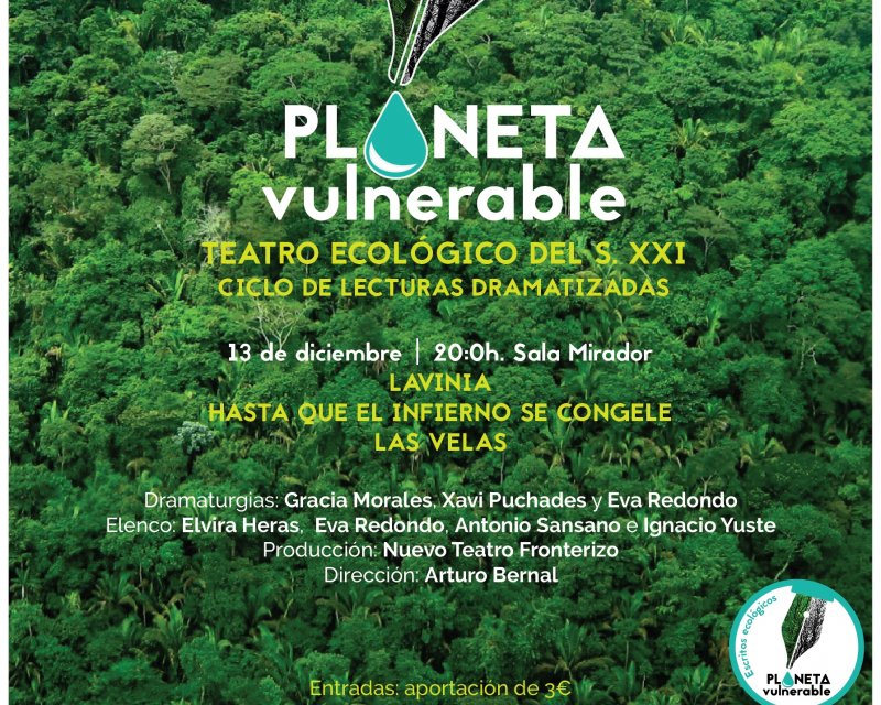 Planeta vulnerable